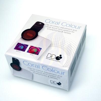 D-D Coral Colour Photographic Lens
