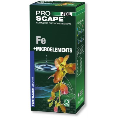 Fertilizant JBL ProScape Fe + Microelements 250ml