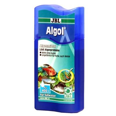 Solutie tratare apa JBL Algol 100ml pentru 400l