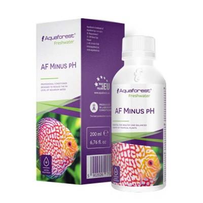 Conditioner scadere pH Aquaforest AF minus pH 200ml