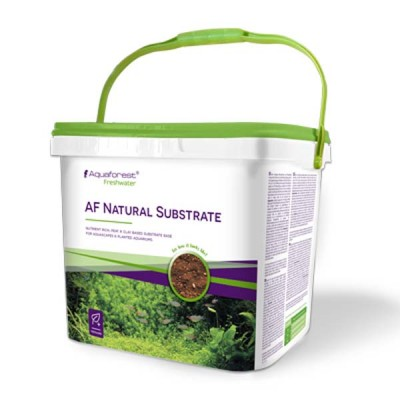Substrat fertil natural Aquaforest, 10L