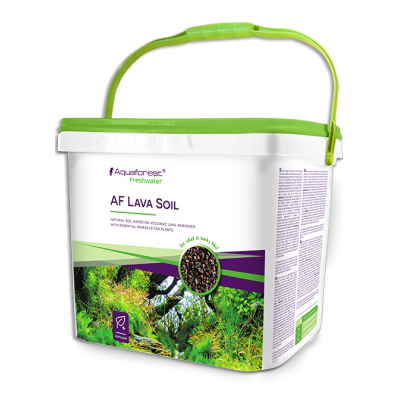Substrat Aquaforest Lava Soil maro, 5L
