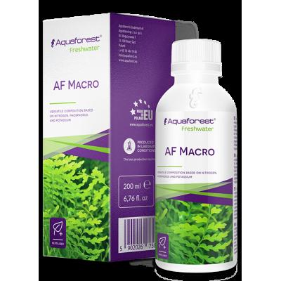 Fertilizant Aquaforest AF Macro, 200ml
