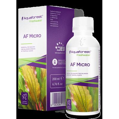 Fertilizant Aquaforest AF Micro, 200ml