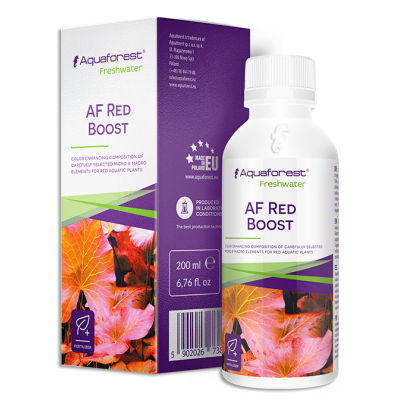 Fertilizant Aquaforest AF Red Boost, 200ml
