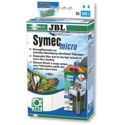 Masa filtranta JBL Symec Micro