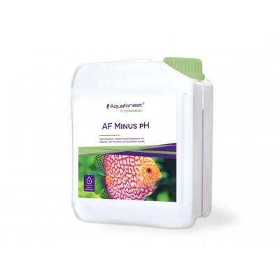 Conditioner scadere pH Aquaforest AF minus pH, 2L