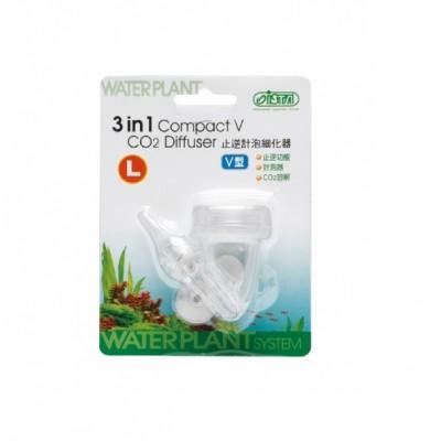 ISTA - Difuzor CO2 3 in 1 compact V acrilic L