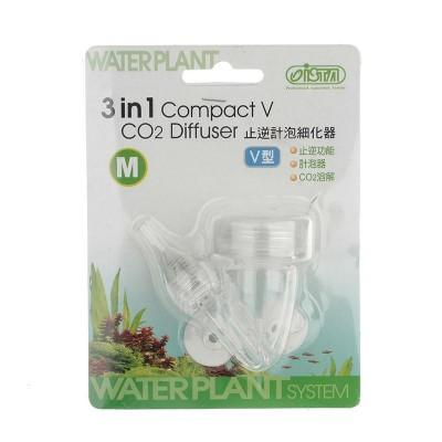 ISTA - Difuzor CO2 3 in 1 compact V acrilic M