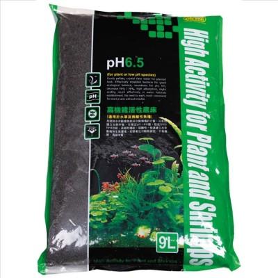 Substrat creveti si plante ISTA M pH6.5 soil, 9l