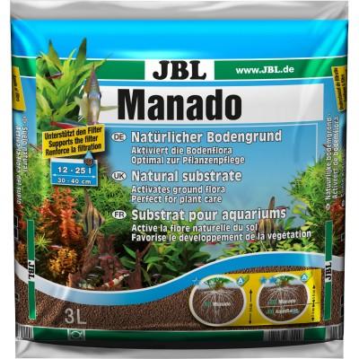 Substrat JBL Manado 3l