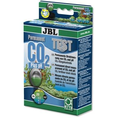 Test permanent CO2 - JBL