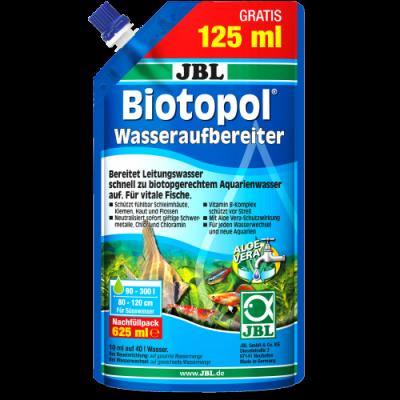 Solutie tratare apa JBL Biotopol Refill 625ml pentru 2500l