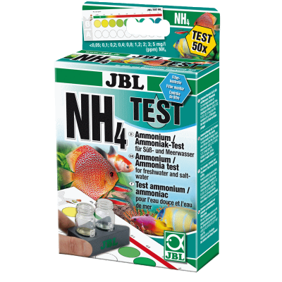 Test de apa JBL NH4 - amoniu