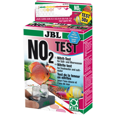 Test de apa JBL NO2 - nitriti PROAqua