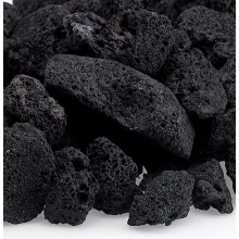 Piatra Aquascaping Black Lava Rock - 10kg