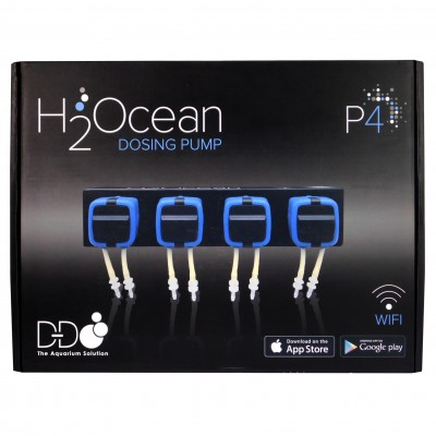 D-D H2Ocean P4 wifi statie dozare (4 pompe)