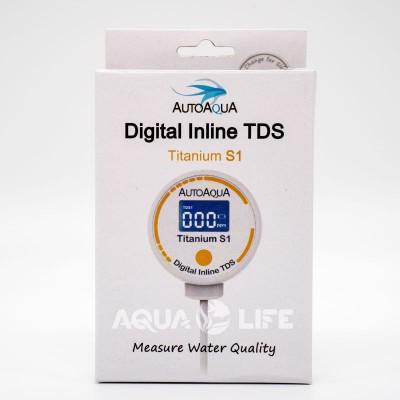 AutoAqua Digital Inline TDS (Titanium S1)