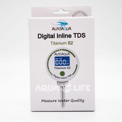 AutoAqua Digital Inline TDS (Titanium S2)