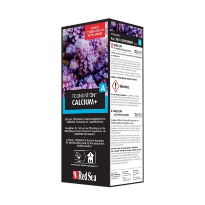 Red Sea Supliment Calcium+ Foundation A  500ml