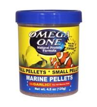 Omega One Marine Pellets Whit Garlic  126g