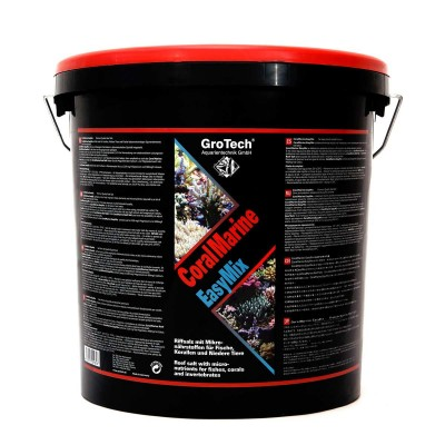 Sare Marina GroTech Coral Marine Easy Mix 25kg