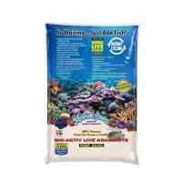 Nisip Viu -Nature's Ocean Bio-Activ Live Natural White 9.07kg