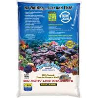 Nisip Viu -Nature's Ocean Bio-Activ Live Natural White 4.54kg