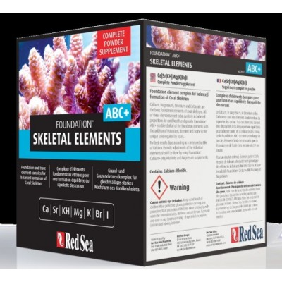 Red Sea Foundation Skeletal Elements ABC+ 1kg